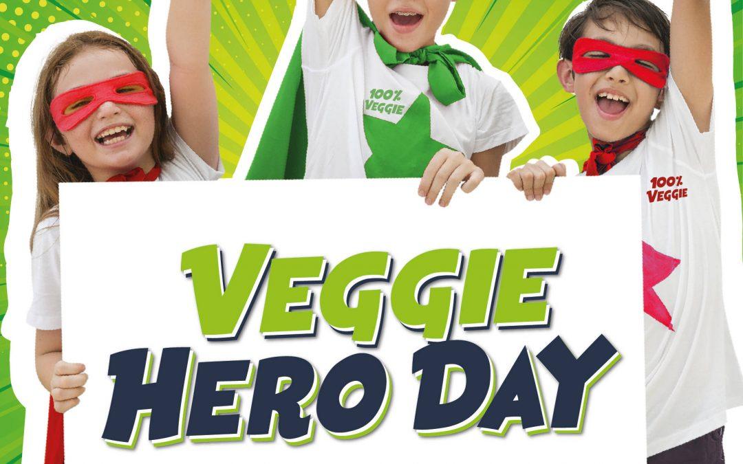 🌱 Veggie Hero Day 🌱